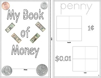 My Book of Money