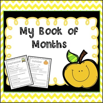 My Book of Months
