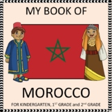 My Book of Morocco - The Study of a Country