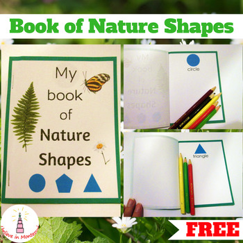 My Book of Nature Shapes