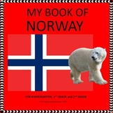 My Book of Norway - The Study of a Country