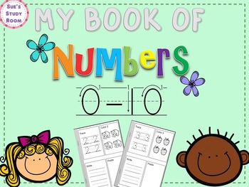 {FREE} My Book of Numbers 0-10
