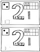 My Book of Numbers Emergent Reader