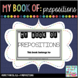 My Book of Prepositions