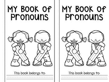 My Book of Pronouns