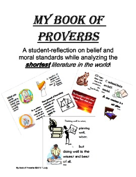 My Book of Proverbs