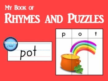 My Book of Rhymes and Puzzles
