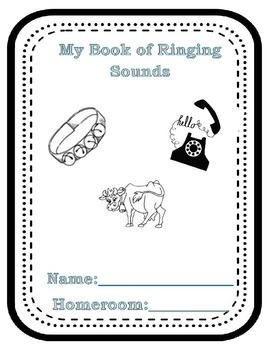 My Book of Ringing Sounds Unit