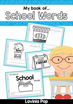 My Book of... School Words