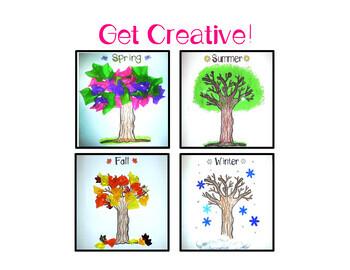 Seasonal Writing Activities and Art Activities