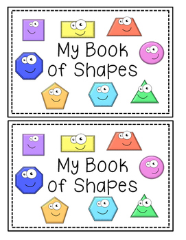 My Book of Shapes