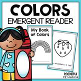 Colors Emergent Reader