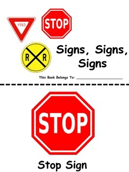 Signs, Signs, Signs