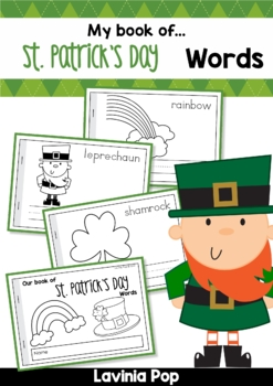 My Book of... St. Patrick's Day Words
