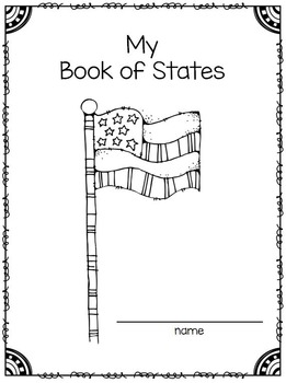 My Book of States