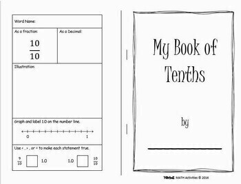 My Book of Tenths