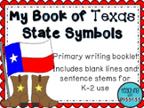 My Book of Texas State Symbols