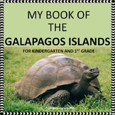 My Book of The Galapagos Islands  - (Country of Ecuador)