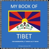 My Book of Tibet - A Region of China