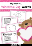 My Book of... Valentine's Day Words