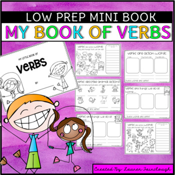 My Book of Verbs