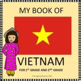 My Book of Vietnam - The Study of a Country