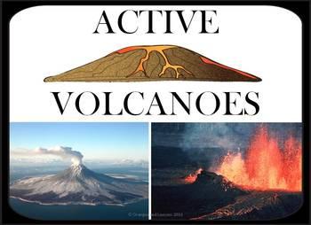 My Book of Volcanoes