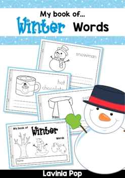 My Book of... Winter Words