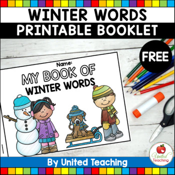 My Book of Winter Words