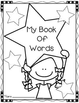 My Alphabet Book! (An Alphabet Word Journal & Picture Journal)