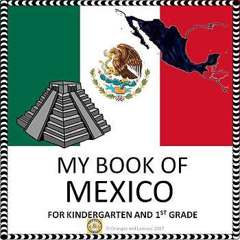 My Book of Mexico - The Study of a Country