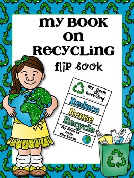 My Book on Recycling Flip Book