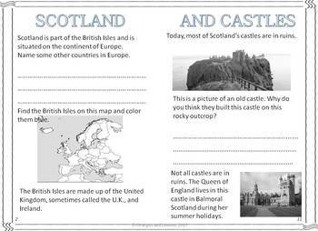 My Books of U.S.A, Scotland, Peru & Japan Bundle