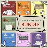 My Books of the Continents Bundle