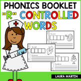 R Controlled Vowels Booklet | Distance Learning