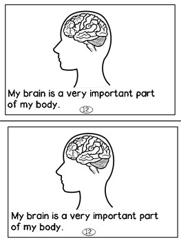 My Brain Mini Readers K-3