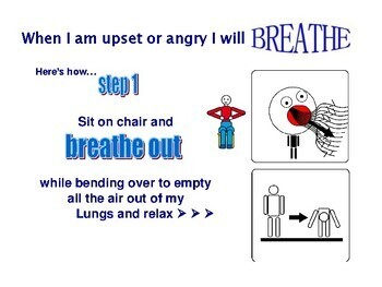My Breathing Book for Relaxation