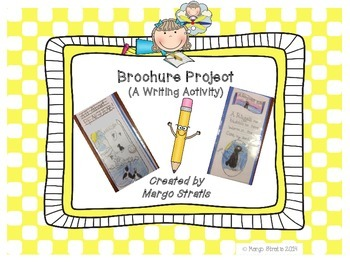 Brochure Project - A Writing Activity