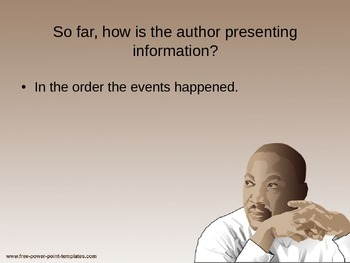 My Brother Martin (1st Read) PowerPoint - 4th Grade Journeys