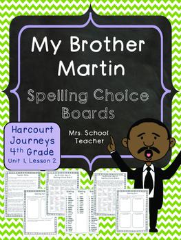 My Brother Martin