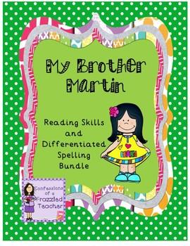 My Brother Martin Reading/Spelling Bundle (Scott Foresman Reading Street)