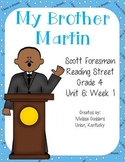 My Brother Martin : Reading Street : Grade 4