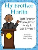 My Brother Martin : Reading Street : Grade 4