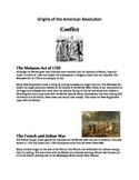 My Brother Sam is Dead - Causes of the Revolution Novel Study Topic