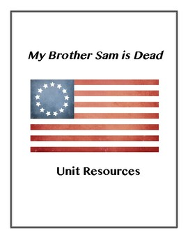 My Brother Sam is Dead Unit