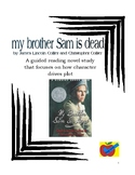 My Brother Sam is Dead guided reading plan