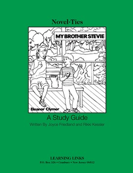 My Brother Stevie - Novel-Ties Study Guide