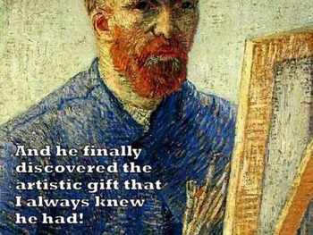 My Brother Vincent (A Children's Picturebook About Vincent Van Gogh)
