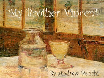 My Brother Vincent (A Children's Picturebook About Vincent Van Gogh)