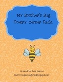 My Brother's Bug by Jack Pretlusky Poetry Center Pack